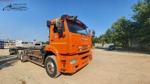 камион рол кипер MULTILIFT Камаз 658667