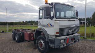 камион-шасија IVECO 190.26 TurboTech, 52358 t.km
