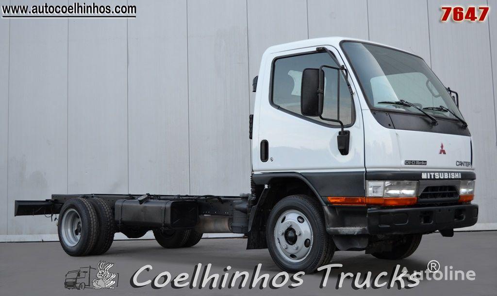 камион-шасија MITSUBISHI Canter FE534 DiD-Turbo