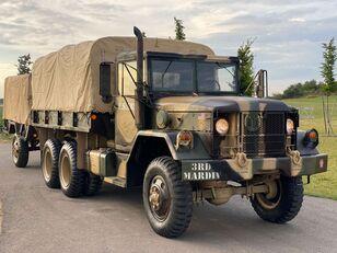 камион со церада AM General M35 series + приколка со церада