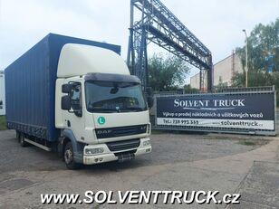 камион со церада DAF LF 45.250, EEV, Automat