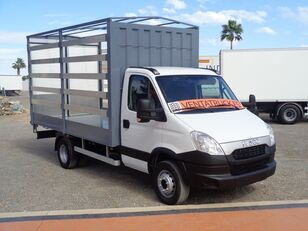камион со церада IVECO DAILY 70C17 EURO 5 FRUTERA