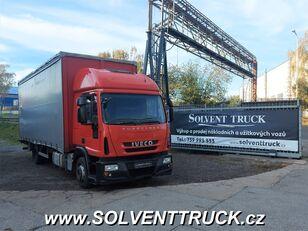 камион со церада IVECO Eurocargo 120E25, Euro 5,shrnovačka + čelo, manuál