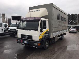 камион со церада MAN 11.224 new motor