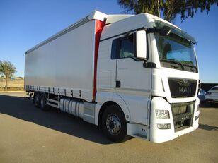 камион со церада MAN  TGX 26 440