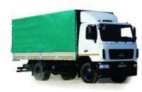 нови камион со церада MAZ 534026