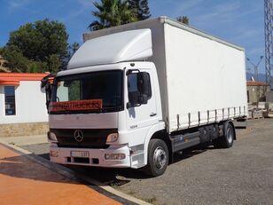 камион со церада MERCEDES-BENZ ATEGO 1224 TAULINER