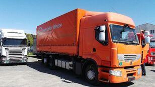 камион со церада RENAULT PREMIUM 460