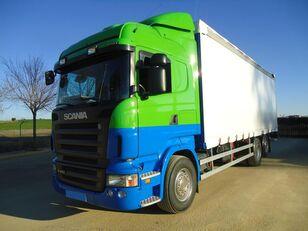 камион со церада SCANIA R 400