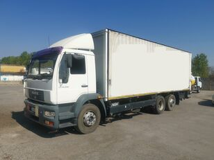 камион со церада MAN LE20.280 CENTINATO IN ADR / PEDANA