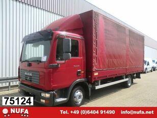 камион со церада MAN TGL 8.210 BL