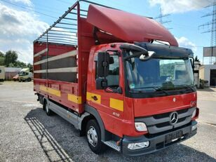 камион со церада MERCEDES-BENZ Atego II 818L