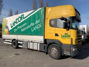 камион со церада SCANIA R164