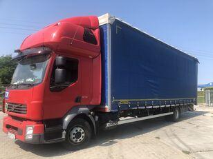 камион со церада VOLVO FL 240 Manual 9,1 x 2,48 x 2,9