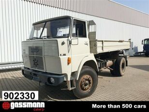 камион со рамна платформа HANOMAG F 161 AK 4x4 F