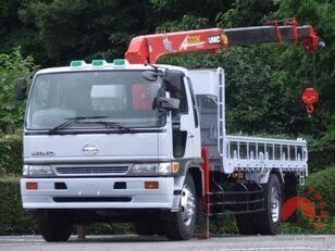 камион со рамна платформа HINO Ranger