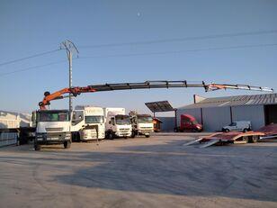 камион со рамна платформа IVECO Trakker 310