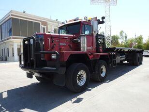 камион со рамна платформа KENWORTH * C500 * Bed / Winch * 8x4 Oil Field Truck *