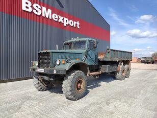 камион со рамна платформа KRAZ 255 B, 6x6