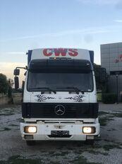 камион со рамна платформа MERCEDES-BENZ 1422 L SK V6 engine