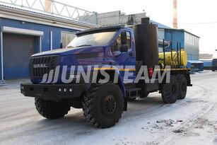 нови камион со рамна платформа UNISTEAM AS6 УРАЛ NEXT 4320