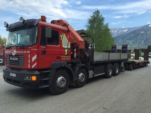 камион со рамна платформа MAN VFL 32.464