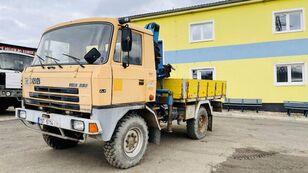 камион со рамна платформа ROSS VIZA 333