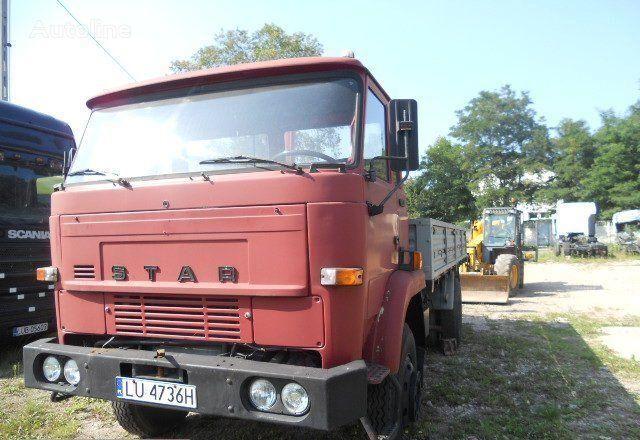 камион со рамна платформа STAR 1142 truck lorry pritsche