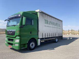 камион со завеса MAN TGX 18.440