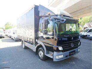 камион со завеса MERCEDES-BENZ 924