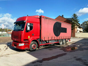 камион со завеса RENAULT Premium 380DXi/LBW1500kg/Klima