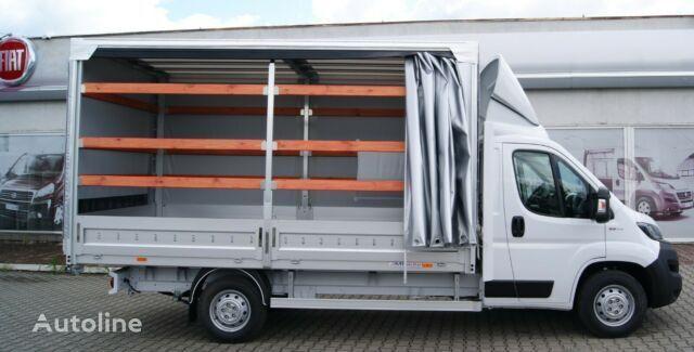 нови камион со завеса FIAT Ducato Maxi