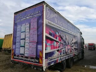 камион со завеса SCHWARZMÜLLER LBA ROLÓPONYVÁS FELÉPÍTMÉNY