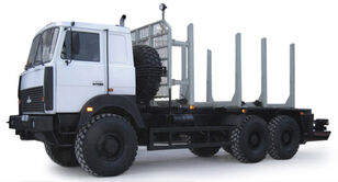 камион за превоз на дрва MAZ 6317Х9-444 (6x6)