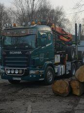 камион за превоз на дрва SCANIA R620
