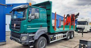 нови камион за превоз на дрва TATRA Phoenix