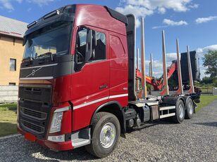 камион за превоз на дрва VOLVO FH460 6x4 Loglift 96ST