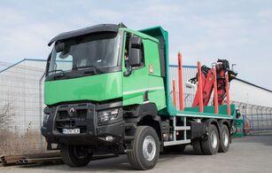 нови камион за превоз на дрва RENAULT K 520 P HEAVY