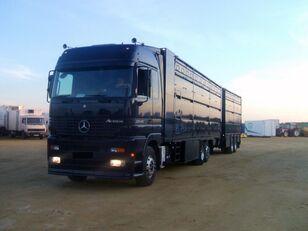 камион за превоз на коњи MAN ACTROS 2548