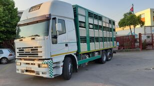 камион за превоз на животни IVECO Eurostar 240E42