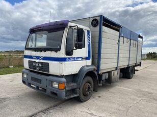 камион за превоз на животни MAN 14.224 4x2 Animal transport