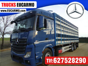 камион за превоз на животни MERCEDES-BENZ ACTROS 2545