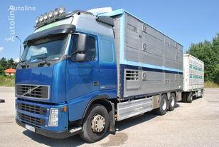 камион за превоз на животни PEZZAIOLI FH12 480