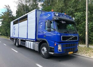 камион за превоз на животни VOLVO FM 440 DO BYDLA -ZYWCA