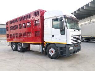 камион за превоз на животни IVECO 240E48 CURSOR ANIMALI VIVI