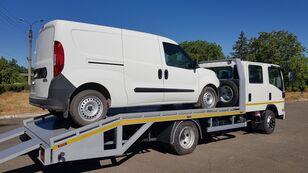нови камион за шлепување ISUZU NPR 75L-K crew cab