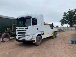 камион за шлепување SCANIA R730