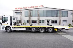 камион за шлепување IVECO Stralis 360 , EEV , 8X2 , tridem , load 17t , 8,8m long , retard