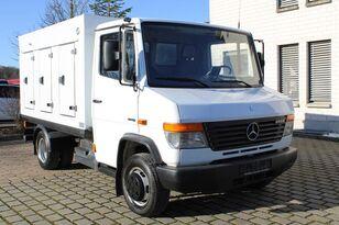 камион за сладолед MERCEDES-BENZ Vario613D ICE-33°C 182tkm Radstand3150 Euro 5