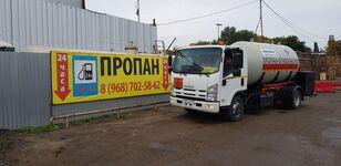 камион за транспорт на гас ISUZU